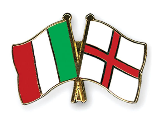 how to call england from italy