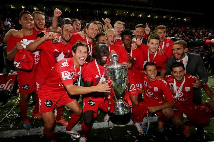 Adelaide United Picture: Why We Love The FFA Cup